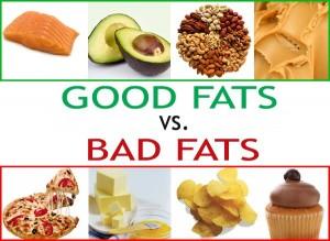 régime zone bons acides gras