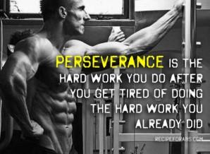 Perséverance